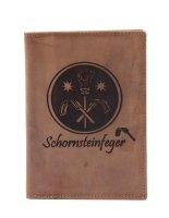FFelsenfest Ausweistasche mit Zunft-Motiv Schornsteinfeger